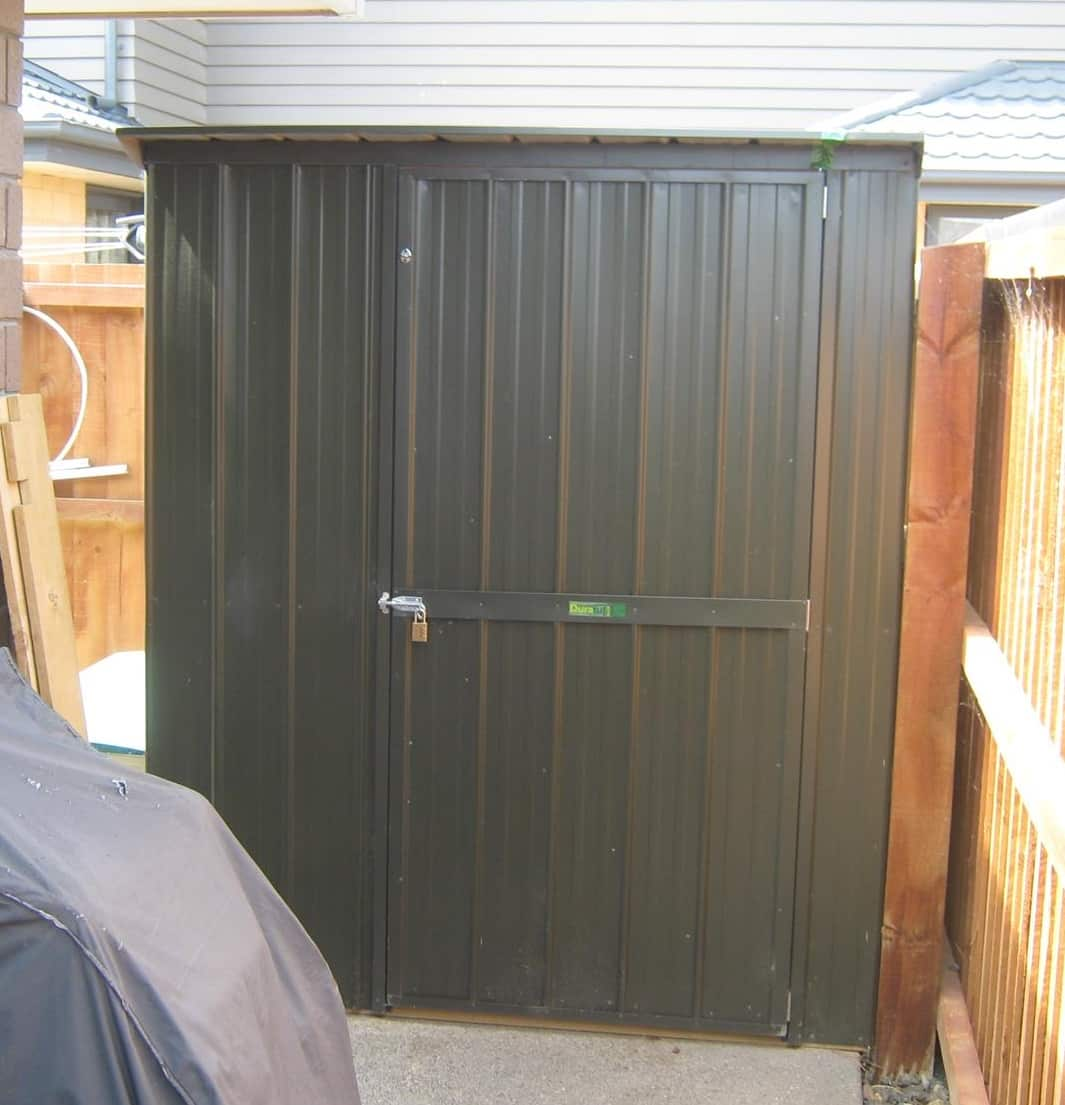 G Sellers Shed