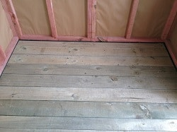 Wooden Floor - small