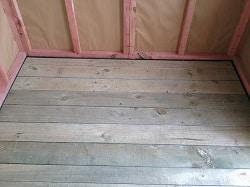 Wooden Floor - small