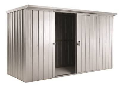 we are very satisfied with our garden shed it was custom made to fit a smaller space and the process was easy the shed looks good and the service was - Garden Sheds Nz