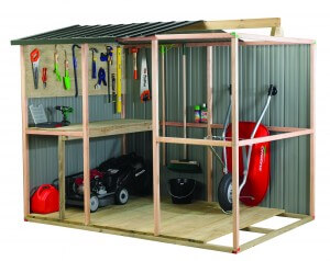 Buying a garden shed