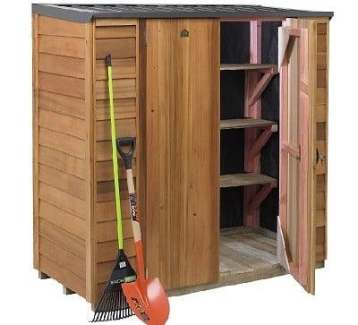 Cedar Cambridge Locker