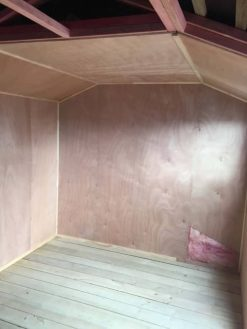 Cabin Insulation and lining